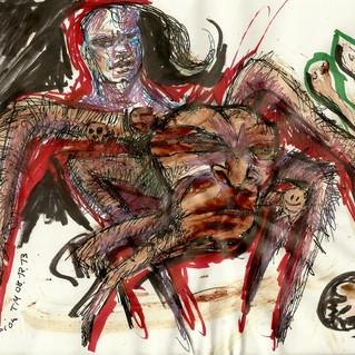 Der Ich-Skorpion