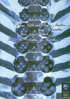 PlayStation - Spine