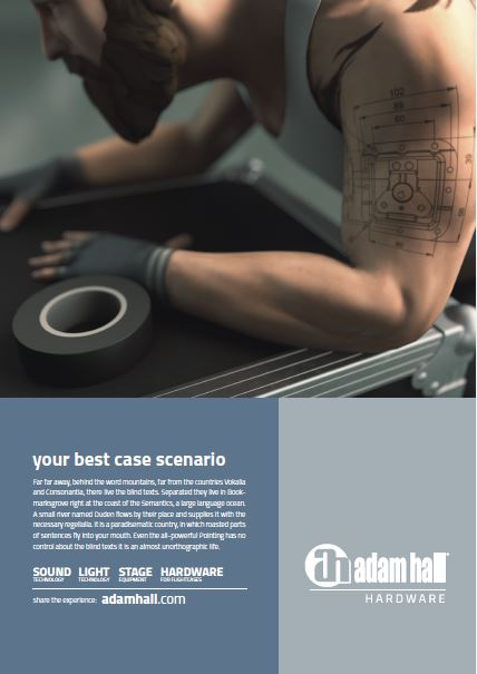 Adam Hall Hardware - Your best case scenario