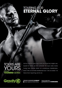 Gravity - Tours are yours