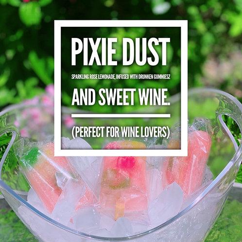 Pixie Dust Popsicle