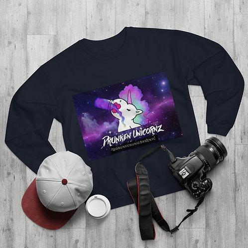 Galaxy Crew Neck Sweatshirt