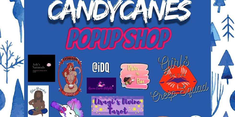 Cocktails & CandyCanesz