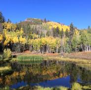 Rainbow Lake - Frisco