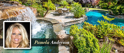 Pamela Andersons House