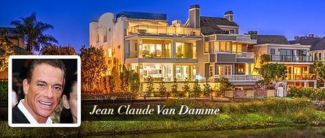 Jean Claude Van Dammes House