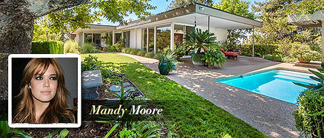 Mandy Moores House