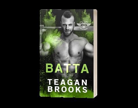 Batta Paperback - Signed