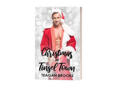 Christmas in Tinsel Town Paperback - Signed