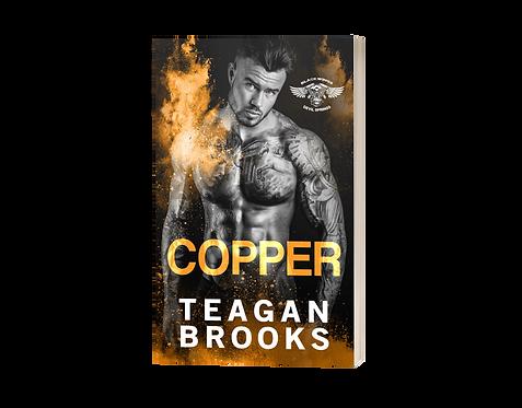 Copper Paperback - Signed