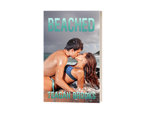 Beached Paperback - Signed