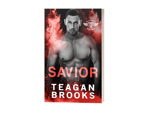 Savior Paperback - Signed