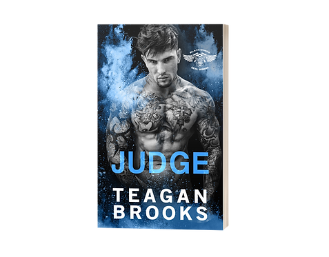 Judge Paperback - Signed
