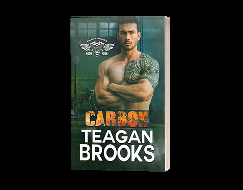 Carbon Paperback - Signed
