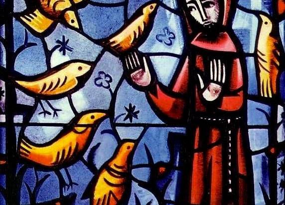 Prière alchimique de Saint François d'Assise pour la Paix Universelle et la Paix Intérieure