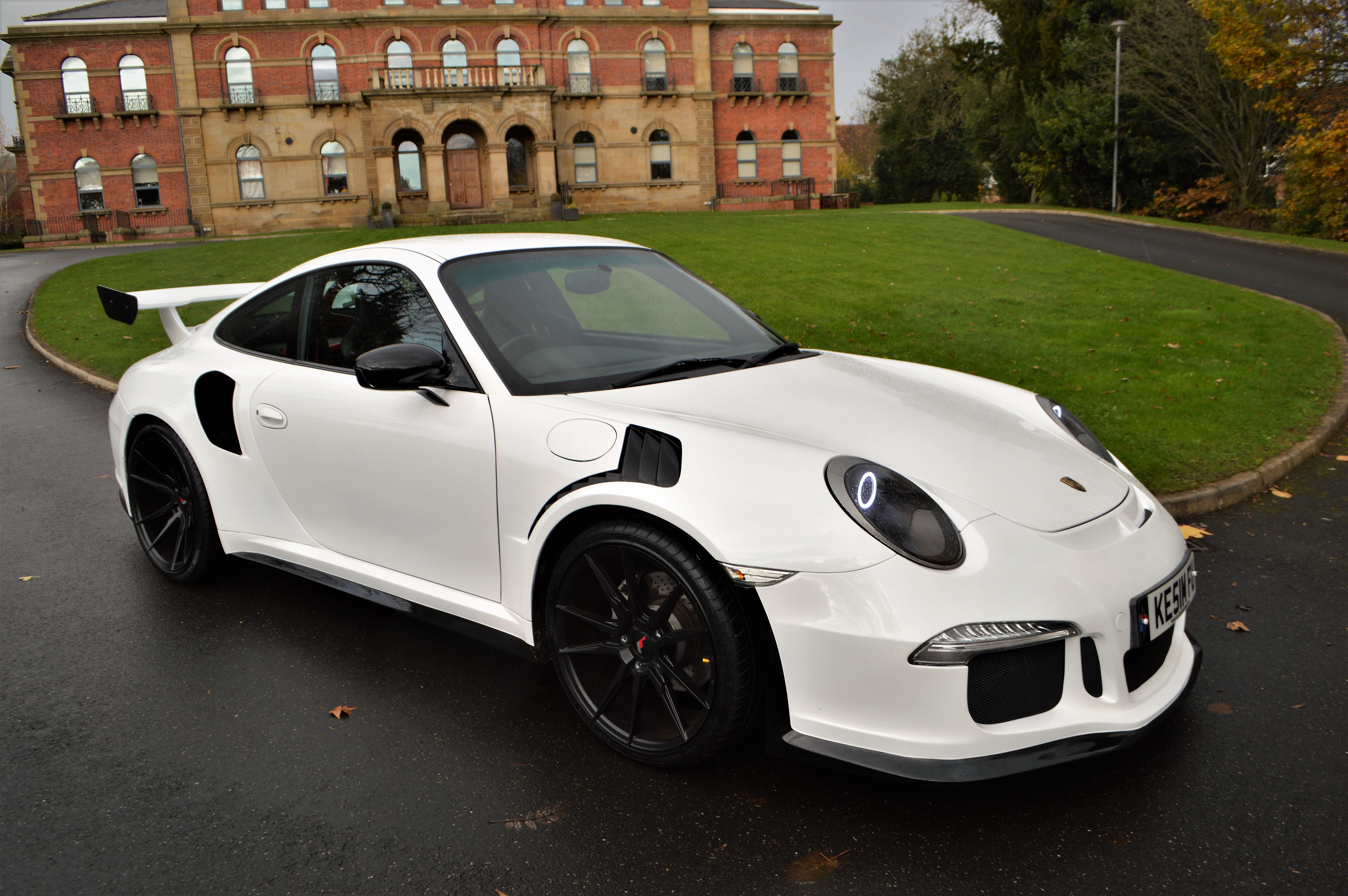 Porsche 996 To 991 Gt3 Rs Body Kit Fitted Carproject