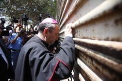 Bishop at the border
