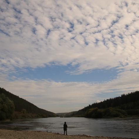 The Sylva River