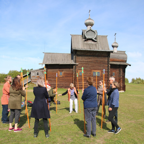 A game at Khokhlovka