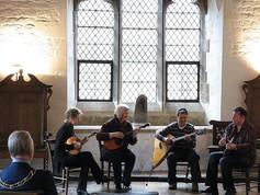 Karavai balalaika quartet, Oxford 2010