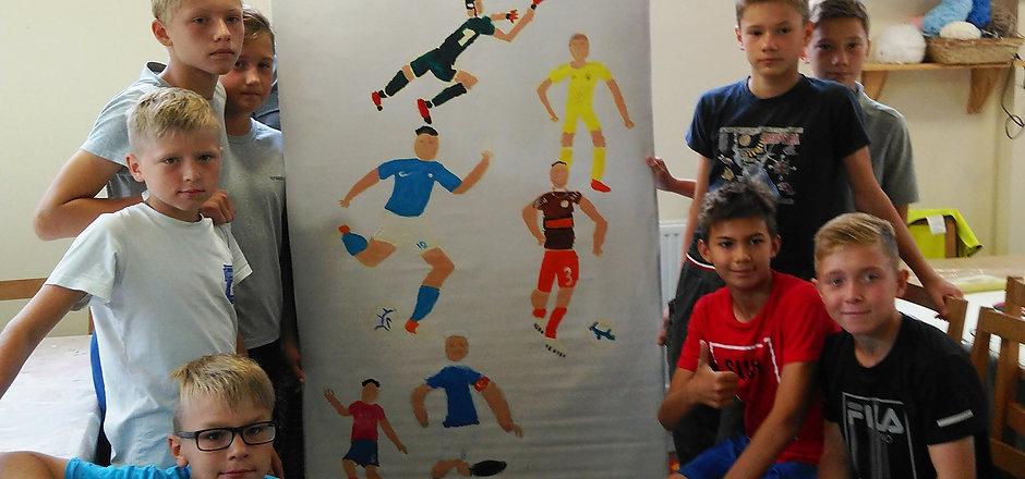 Footballers - completed paintings (2).jp