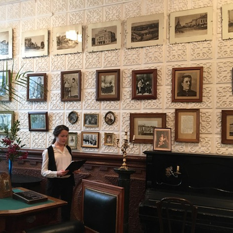 Diaghilev's House