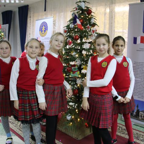 Perm school children