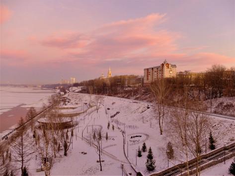 Kama River photo Maksim Oborin