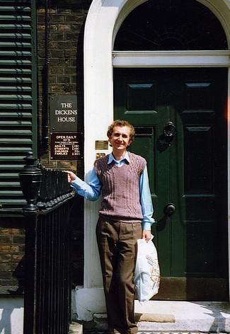 Boris Proskurnin, London 1990