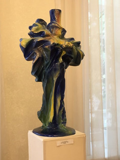 Diaghilev statue in his house museum