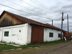 The former prison colony Perm 36