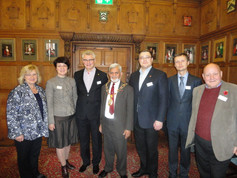 Perm delegation to Oxford 2015