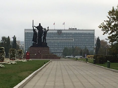 Esplanade and Perm Krai legislative assembly