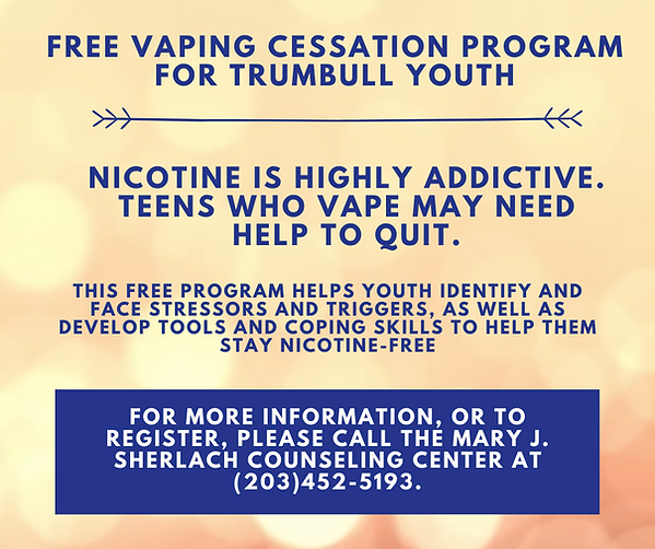 Vaping Cessation Flyer