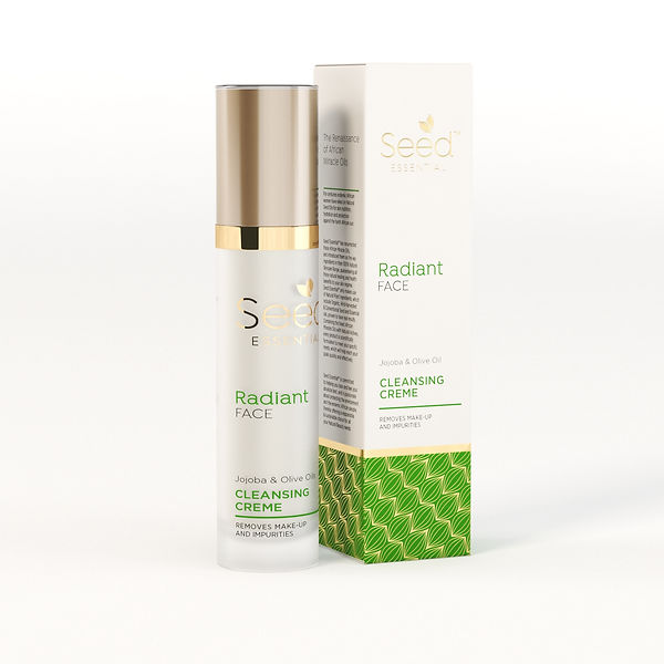 22562 Seed Radiant Cleansing Creme 70ml.