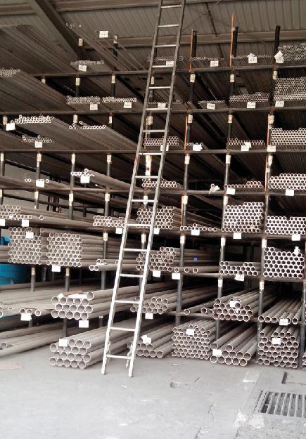 rack para tubos y perfiles