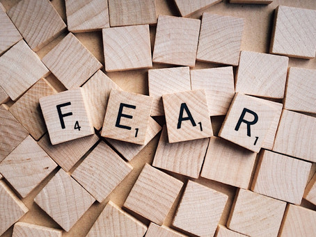 We Have to Talk About Fear