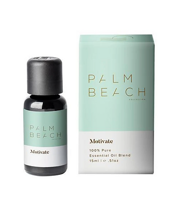Palm Beach Collection Essential Oil 15ml Motivate