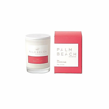 PALM BEACH COLLECTION - MINI SCENTED SOY CANDLE 90G - POSY