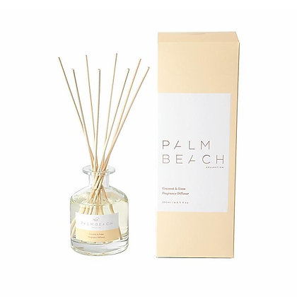 PALM BEACH COLLECTION - FRAGRANCE DIFFUSER 250ML - COCONUT & LIME