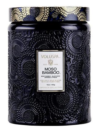 VOLUSPA MOSO BAMBOO 100HR CANDLE