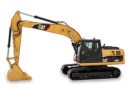 Escavadeira Hidráulica Caterpillar 3200