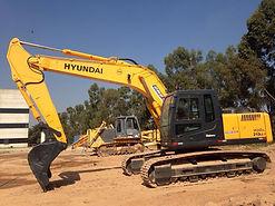 Escavadeira Yanmar Vi-75 Locação