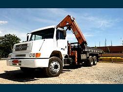 Ford CARGO 262E Locação caminhão carroceria