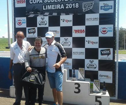 1° Etapa Copa Sudeste de Kart