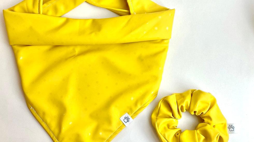 Raindrops Yellow
