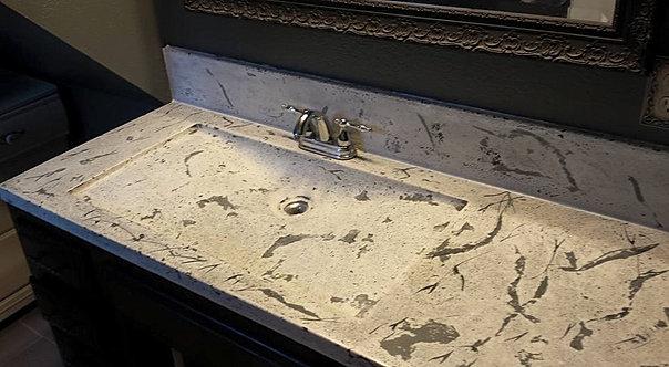 Concrete Countertops Lansing Michigan Residential