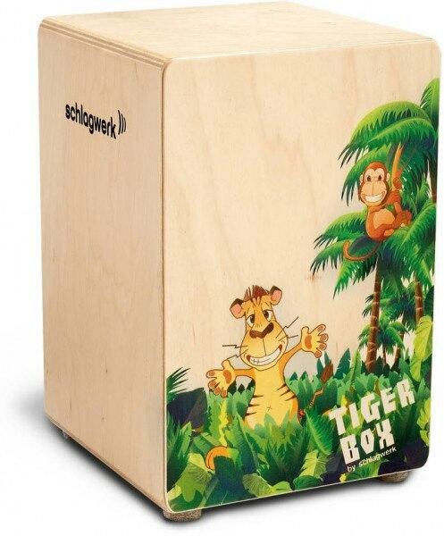 Schlagwerk CP 400 Tiger Box, Kindercajon