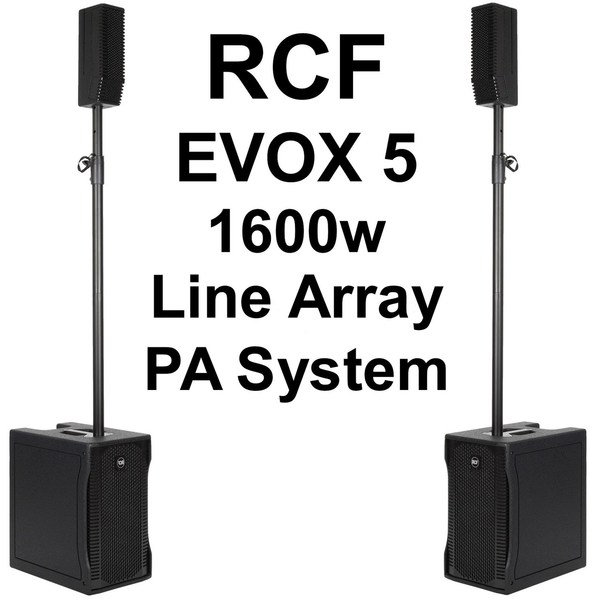 RCF Evox 5 mieten