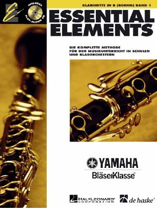 Essential Elements für Klarinette  ( B )